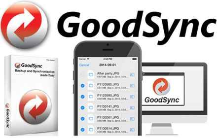 GoodSync Enterprise İndir – Full v10.11.8.1