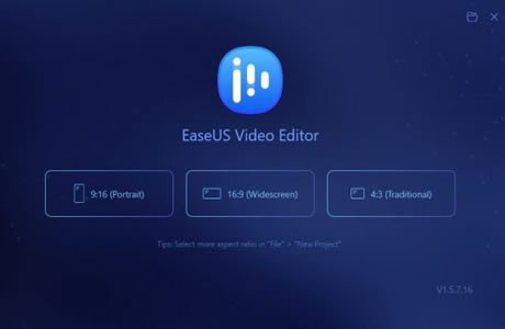 EaseUS Video Editor İndir – Full v1.5.10.50
