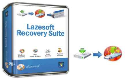 Lazesoft Recovery Suite İndir – Full v4.3.1